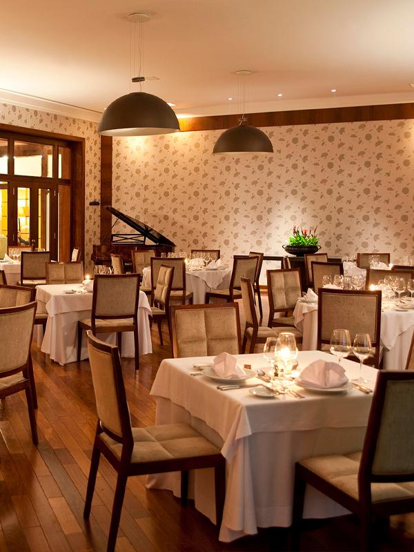 Grande Hotel Campos do Jordão - Restaurante Araucária