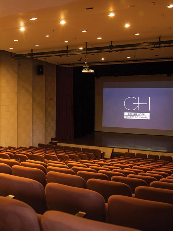 Grande Hotel Campos do Jordão - Teatro