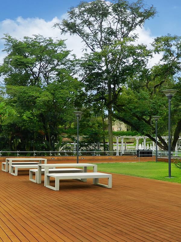 Grande Hotel São Pedro - Deck Panorâmico