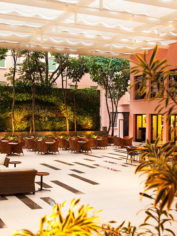 Grande Hotel São Pedro - Jardim de Inverno