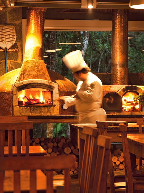 Grande Hotel Campos do Jordão - Arte da Pizza