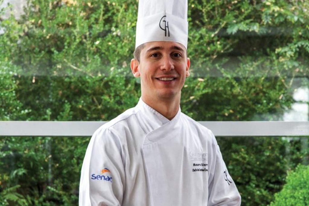 Grande Hotel Campos do Jordão - Chef Mauro Sierro